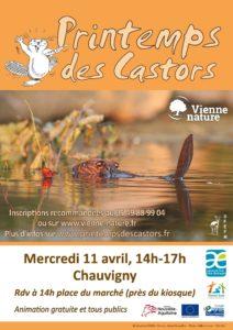 Le printemps des Castors @ Chauvigny | Chauvigny | Nouvelle-Aquitaine | France