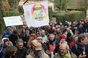 Mobilisation citoyenne contre les projets de bassines dans la Vienne @ Smarves / Roches-Prémarie-Andillé