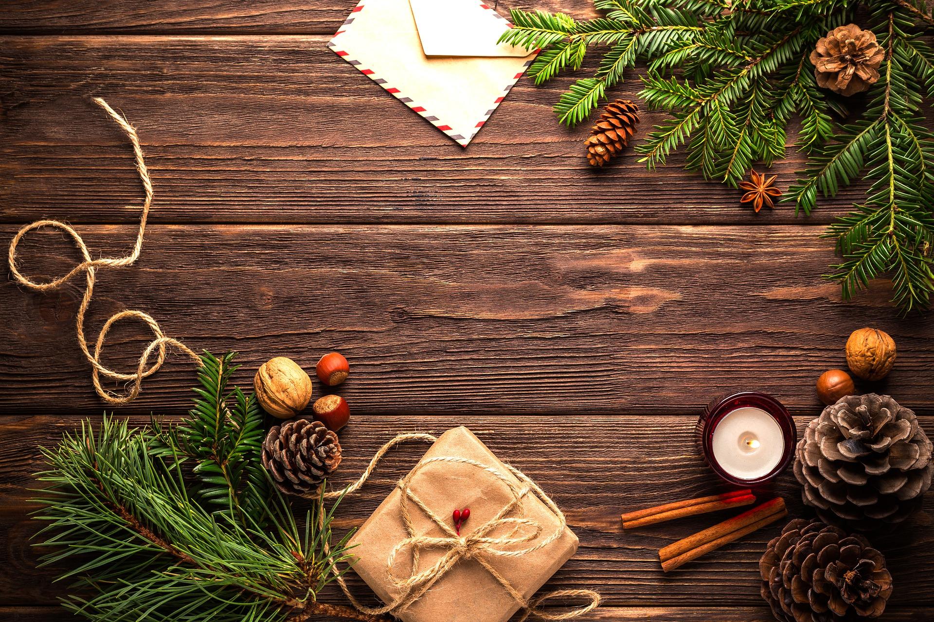 Fermeture des bureaux pour Noël