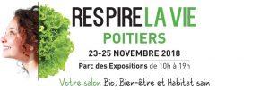 Salon Respire la vie @ Parc des Expositions, Poitiers