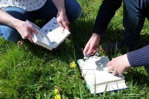 Formation botanique, séance2 @ Vienne Nature