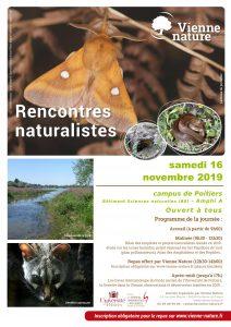 Journée naturaliste @ Université de Poitiers