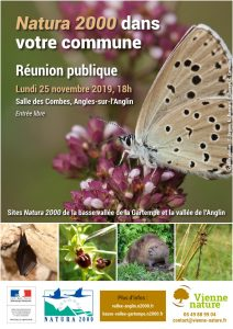 Conférence Natura 2000 @ Salle des Combes