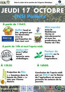 Projection-débat sur les bassines @ ENSI POITIERS