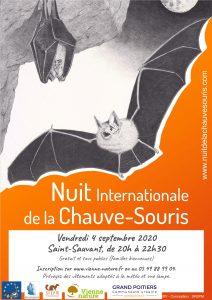 Nuit de la chauve-souris @ Saint-Sauvant