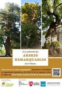 Zoom nature - Arbres remarquables de la Vienne @ Fontaine-le-Comte